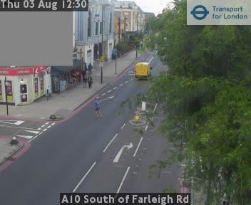 A10 South Of Farleigh Road