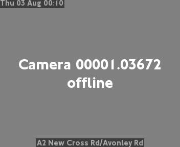 A2 New Cross Road / Avonley Road