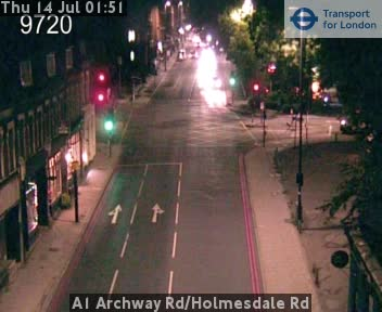 A1 Archway Road / Holmesdale Road