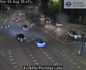A1 / A504 Finchley Lane