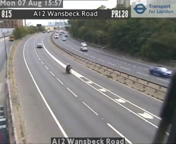 A12 Wansbeck Road